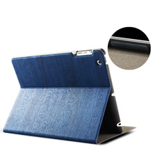 leather etui Fashionable for ipad 2/3/4 eather case for ipad apple