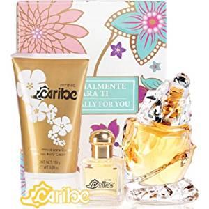 Zermat Gift Zet Caribe for Women, Estuche para Dama Caribe w/Free Gift
