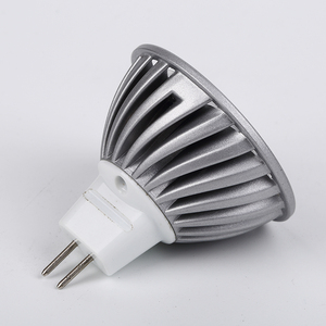 Powder Coating Die casting Aluminum LED Lamp Cover