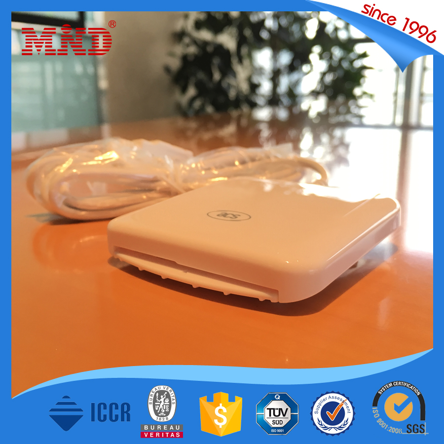 MDR10 Smart Contact IC Chip Card Reader ACR38U
