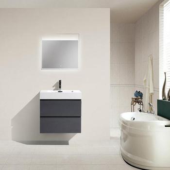 Pvc Bad Waschbecken Schrank Moderne Badezimmer-eitelkeit Badezimmer ...