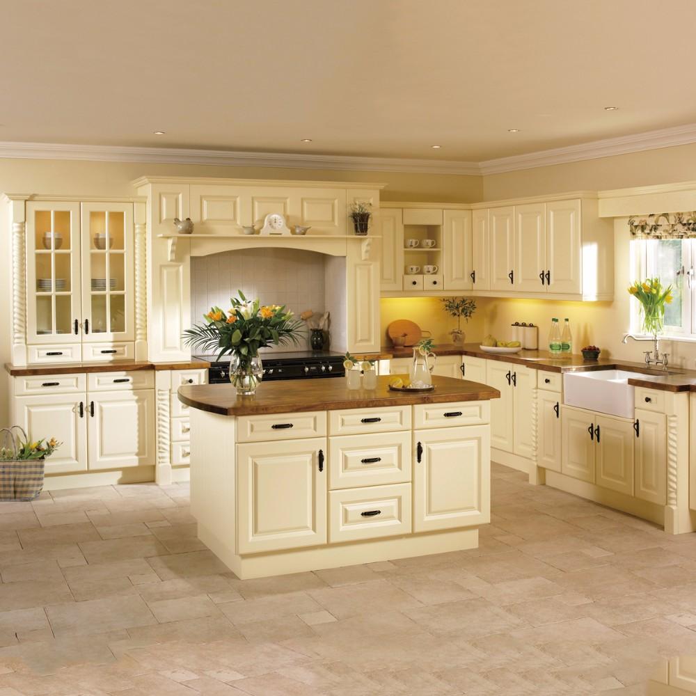 Round Corner Kitchen Cabinet Door Glass Drawer Front With ...
