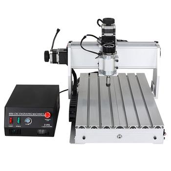 Uk Shipping High Precision 3 Axis Cnc 3040 Z Dq Mini Desktop Cnc Router Machine