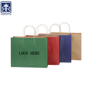 18030106 Paper Material and Kraft Paper Paper Type carrier bags restaurant