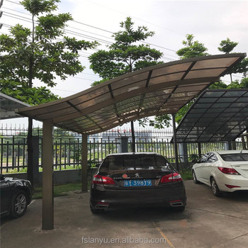 Lanyu Transparent Colored Steel Structure Car Parking Roof Design View Parking Roof Lanyu Product Details From Foshan Lanyu Plastics Technology Co Ltd On Alibaba Com
