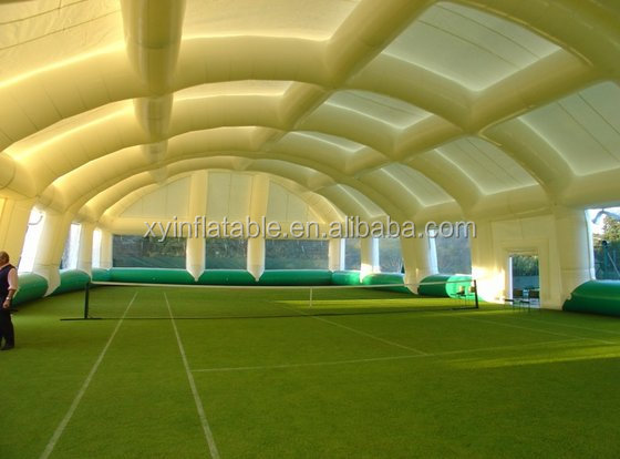 sport Inflatable tennis court air dome prices