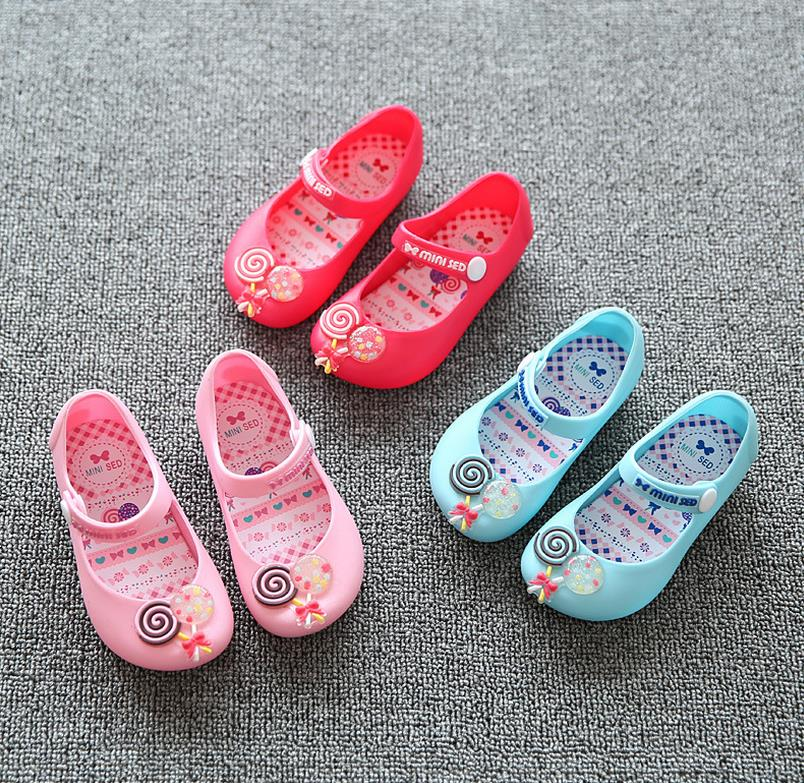 07f7e237cc24c 2017 New Design Mini Melissa Shoes Kids - Buy Mini Melissa Shoes Kids