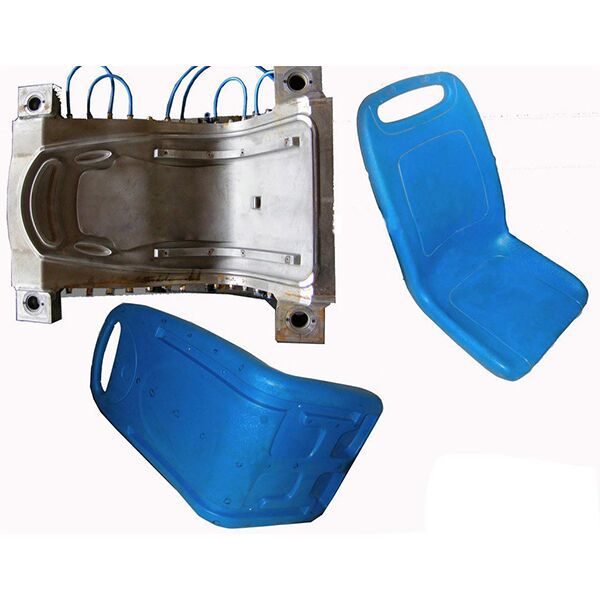 factory price plastic injection molded seats and backs