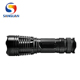 Wholesale 1000 lumen aluminum wide angle LED tactical flashlight