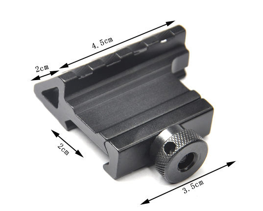 Rail Mount Quick Release High Quality Hunting Accessories
