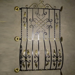 Wrought Iron Fence Window Guard