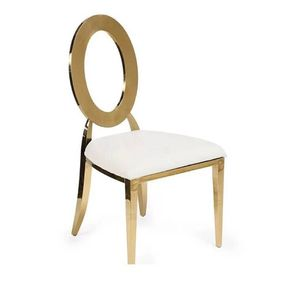 ZY00950 banquet chair home furniture wedding gold/silver rose gold stainless steel dining chair