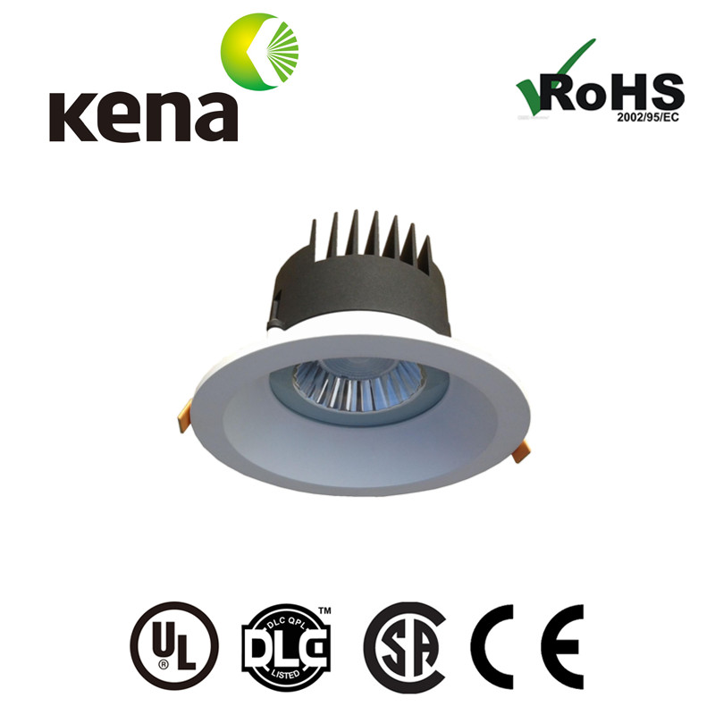 2016 NEW China <strong>downlight</strong> led 6inch 8inch led dimmable <strong>downlight</strong> recessed 30W 40W COB LED <strong>downlight</strong>