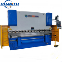 Steel Sheet Bending Machine , CNC Press Brake Machine , Hydraulic Press Brake