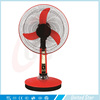 Standard Wind 3 Plastic Blade Home Appliances Solar Powered Table Desk Fan