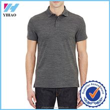 Dongguan Yihao Custom Mens Latest Design Plain T Shirt Gym Sportswear Golf Polo Shirt Wholesale 2015