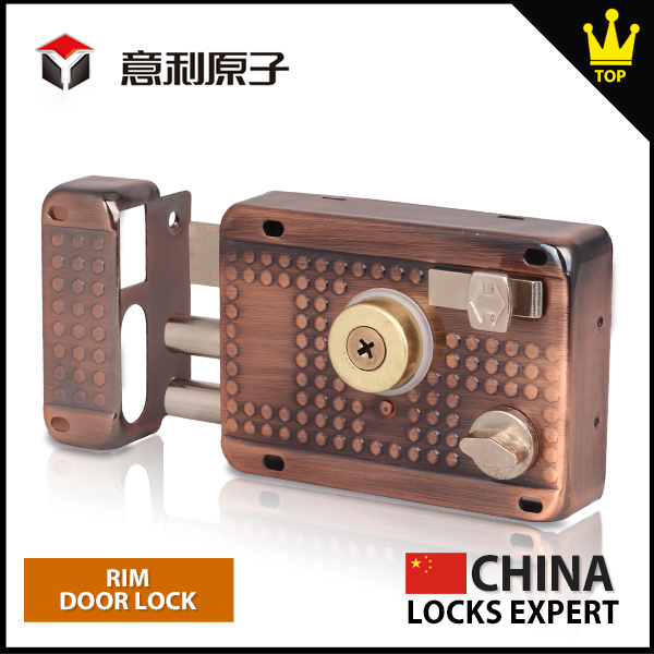 2016 New design Professional room rim lock safe