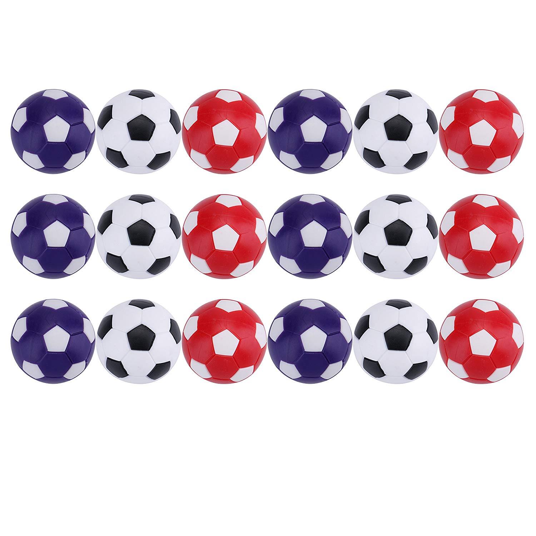 MonkeyJack 6 Pieces Foosball Table Football Ball