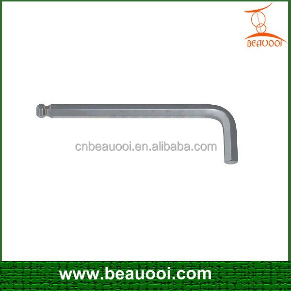Ball point head hex key wrench hex key spanner
