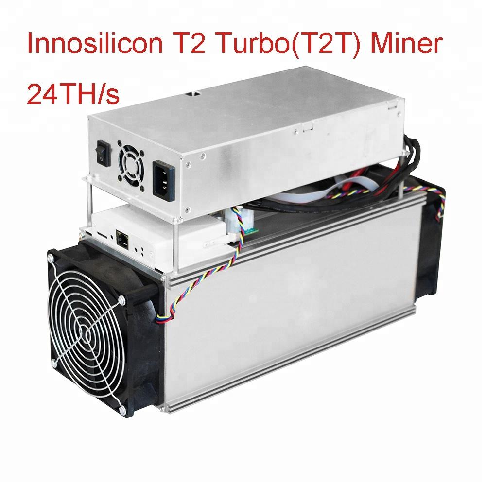 Btc Miner Innosilicon T2t 25t Crypto Mining Asics Machine - Buy ...