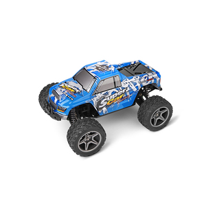 WL toys rc car 4 channel radio control rc stunt car 360