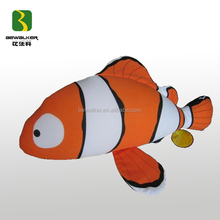 Colorful Small Goldfish Shaped Toy