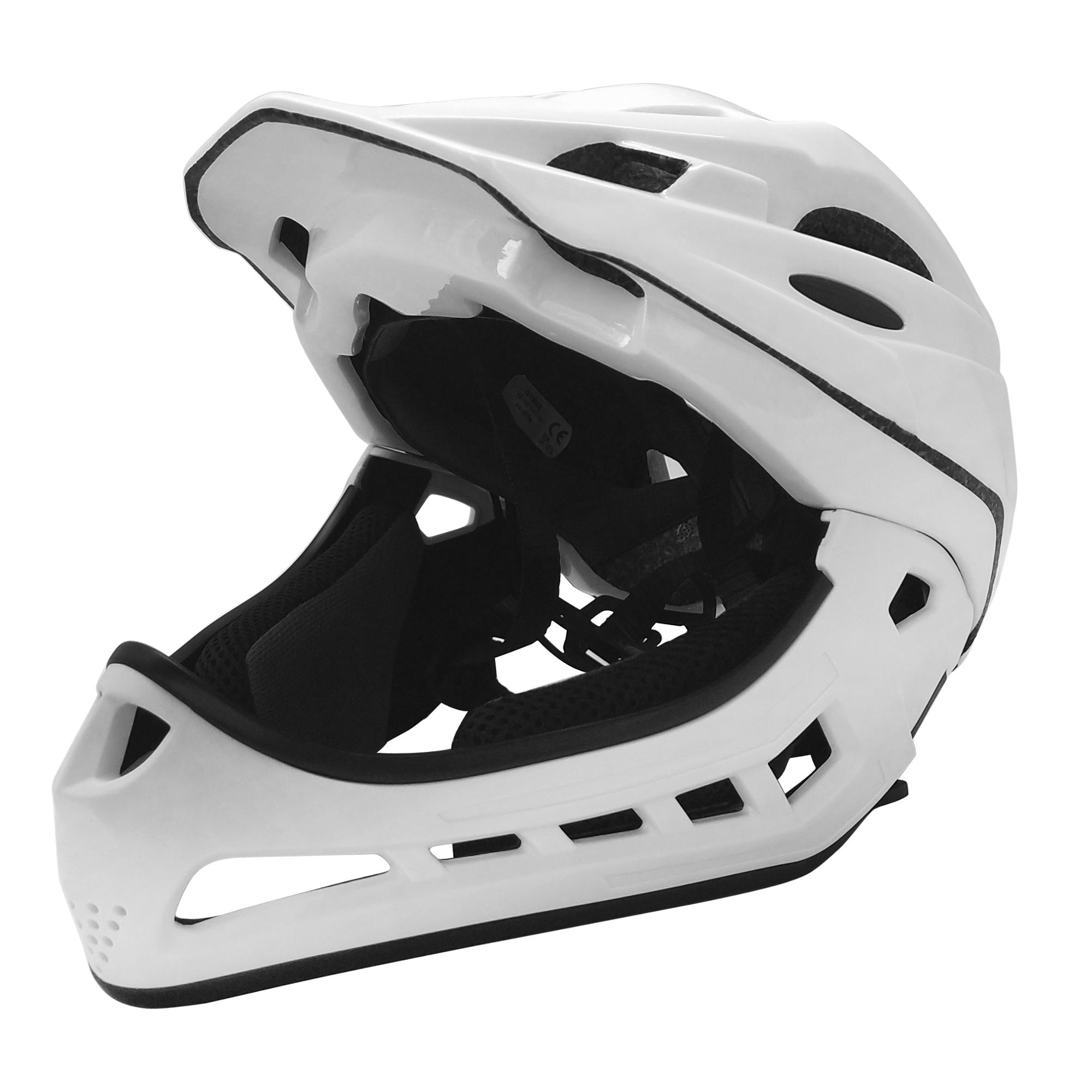 Full-protection Mountain Bike Kids Helmet Downhill 3