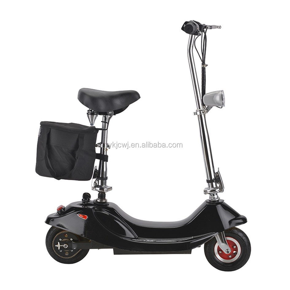 24 v 250 w pliant lectrique scooter 2 roues adulte mini lectrique scooter e scooter pliant. Black Bedroom Furniture Sets. Home Design Ideas