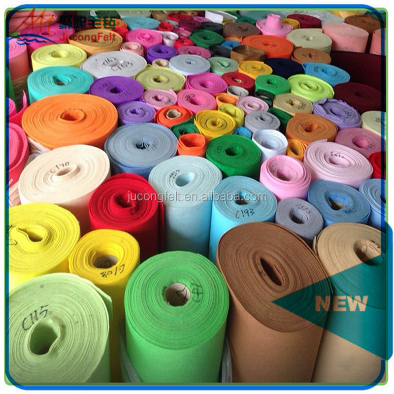 Material For Non Woven Fabric Flet / Needle Felt