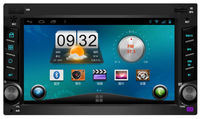 cheap price 6.2 inch 2 din android 4.0 car dvd player 1.5G Dual Core 4G gps optional WS-983