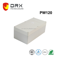 Sealed Waterproof Plastic Enclosures for electronic