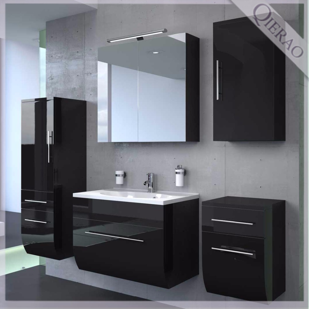 High Gloss Bathroom Cabinet Poland
