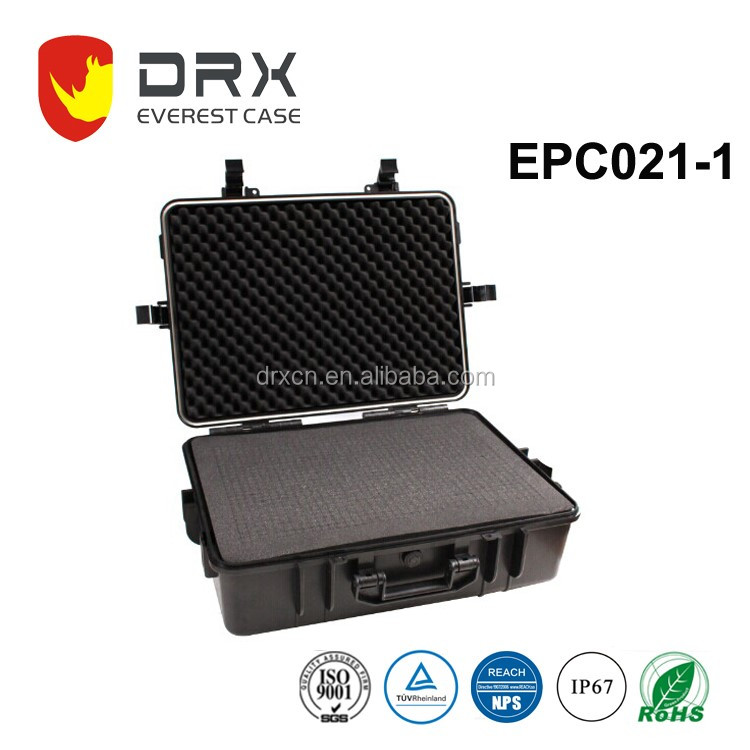 IP67 high impact hard plastic waterproof shockproof box
