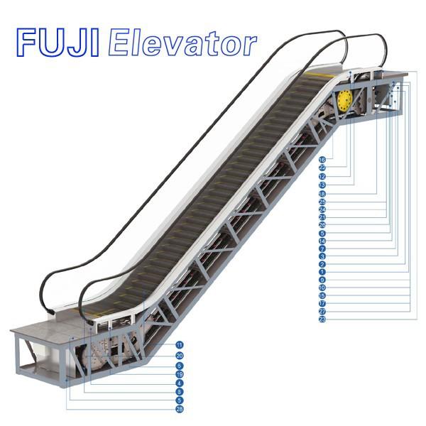 Fuji escalera autom tica mec nica escalera escalera for Escaleras dielectricas precios
