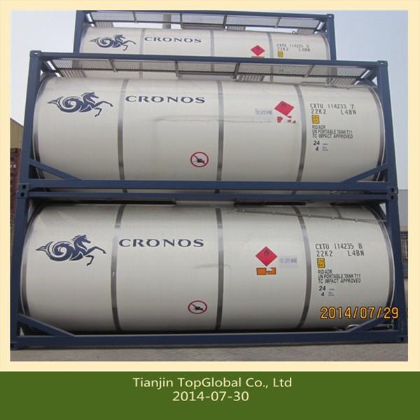 Organic Solvent Iso Tank Pesticide Intermediate Dmds Dimethyl ...