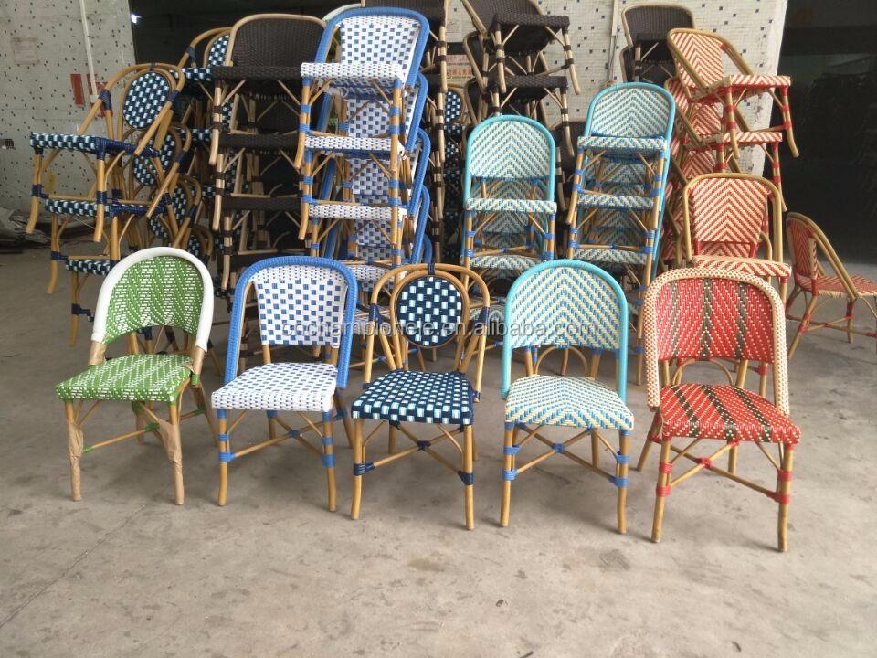 Zwarte Rieten Stoel : Zwarte bamboe eetkamerstoelen franse dining rieten stoel buy