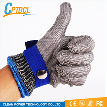 Latest Coated Hand Protective Knit Work Cut Resistent Steel Safety Gloves Anti Cut