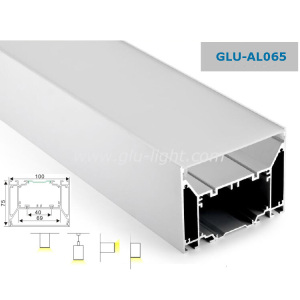 Up Lighting Led Aluminum Profile For Led Strip And Bar Light
