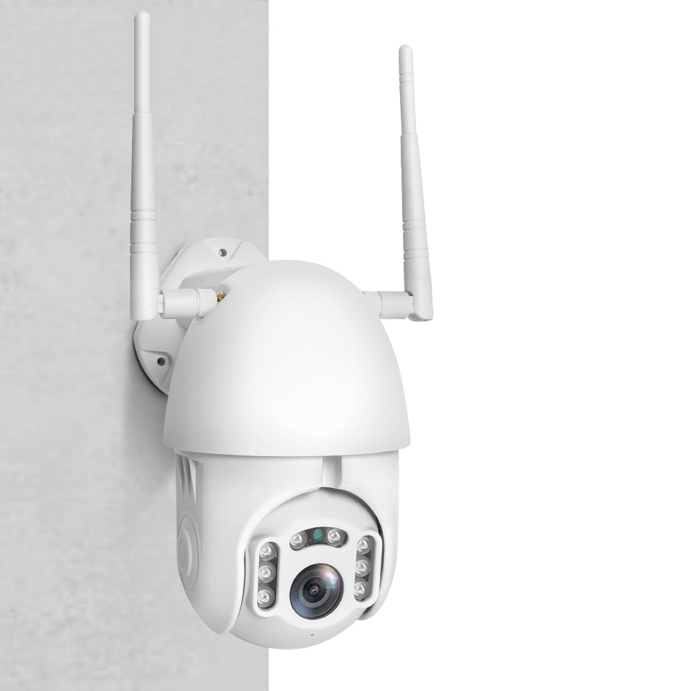 WIFI カメラ 1080 P PTZ 屋外スピードドームワイヤレス有線 CCTV セキュリティ IP カメラ 2MP HD IR 双方向オーディオ onvif Yoosee アプリ