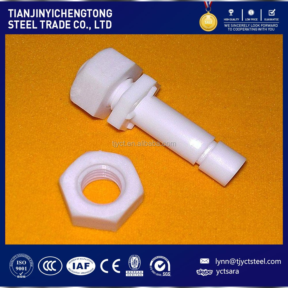 high strength bolt hexagon nut and plain washer for steel structures fastener