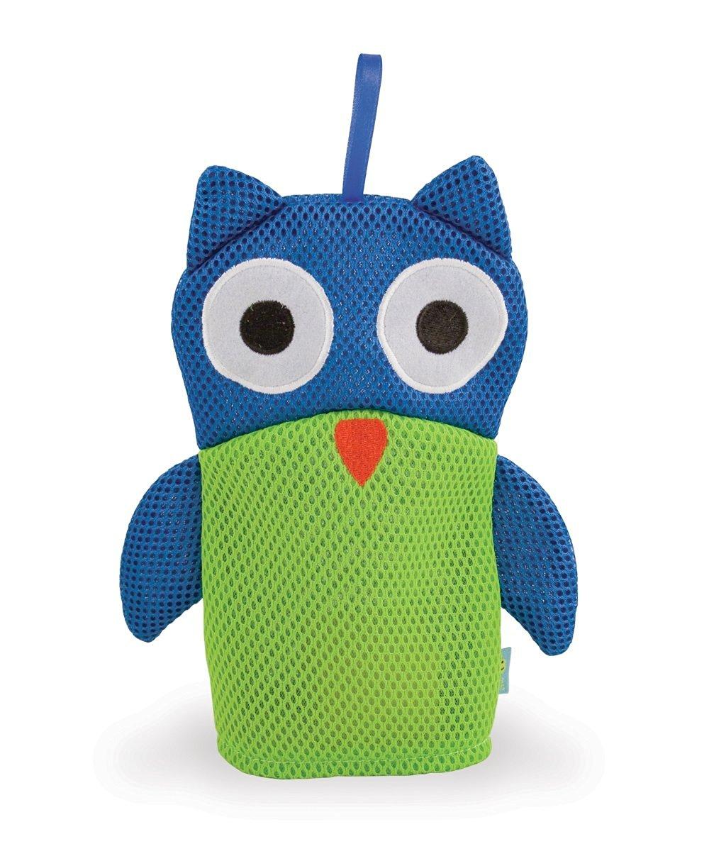 Owl Wacky Wash Mitt