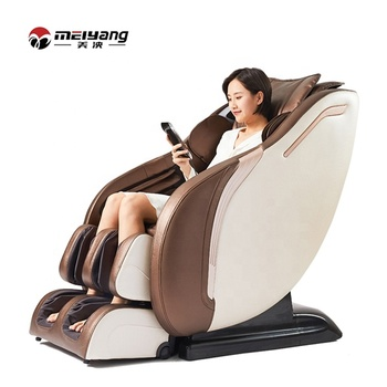 Meiyang hot sale 3d commercial coin bill operated massage chair,shopping mall massage chair