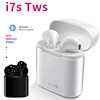 I7s tws sport bluetooth earphone with charging case headphones Earbuds BT 5.0 i7 tws wireless bluetooth headset