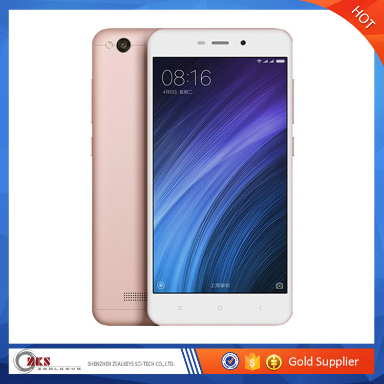 Xiaomi Redmi 4A 2GB RAM 16GB ROM Snapdragon 425 3120mAh 13.0MP 5.0 Inch Redmi4A Mobile <strong>Phones</strong> Gold
