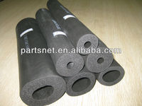 Air conditioning pipe insulation / Foam pipe insulation / Rubber foam tubing insulation