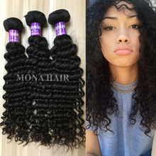 New Arrival Malaysian Virgin Human Hair Extensions Different Types of Curly Weave Hair