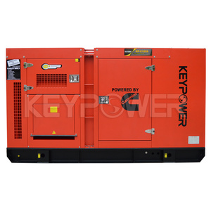 high quality Small Size Silent Type Power Diesel Generator with Fawde engine