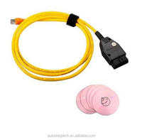 Ethernet to OBD Interface Cable Coding F-series G-series enet coding interface cable