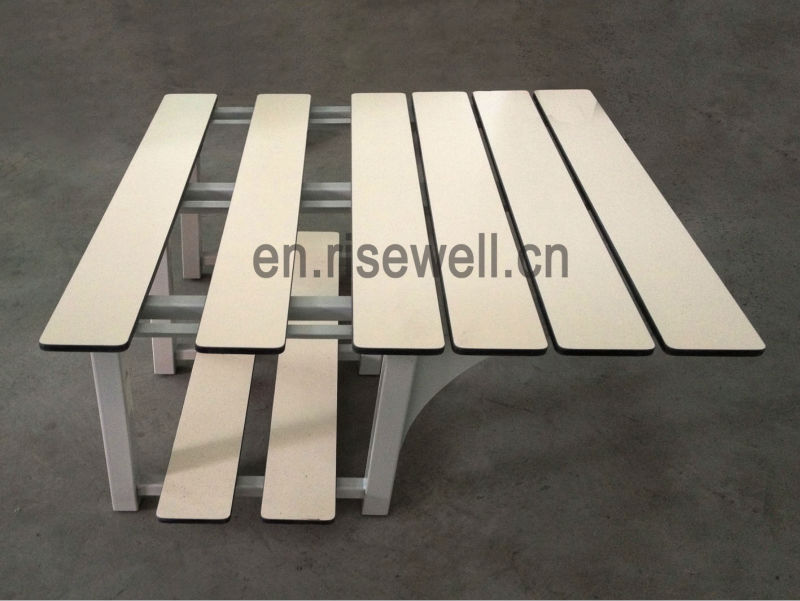 compact laminates sheets bench clothing