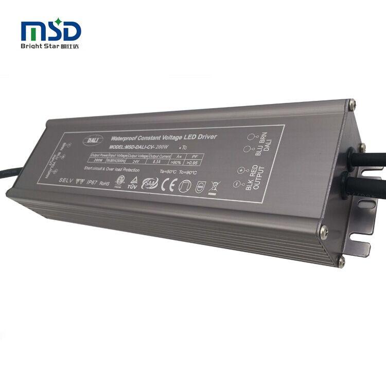 LED Trafo IP67 Netzteil Driver Treiber Transformator DC 12V 24V 60-400Watt Water